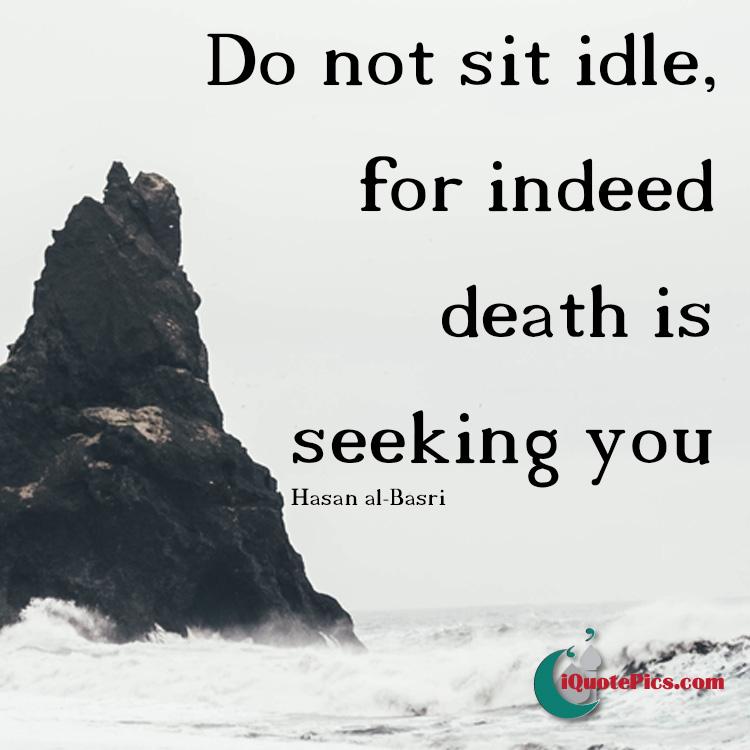 Death Islamic Quotes