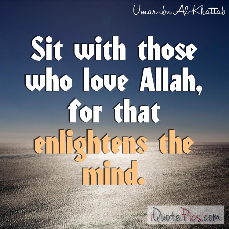 Friendship Islamic Quotes