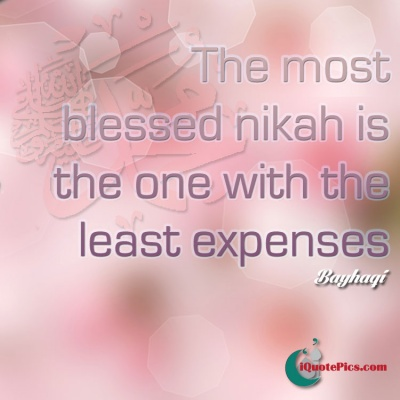 Marriage Islamic Quotes